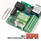 Draper 121086 MC1 Motor Control Board for Low Voltage Switch (LVC-S), Model 121086