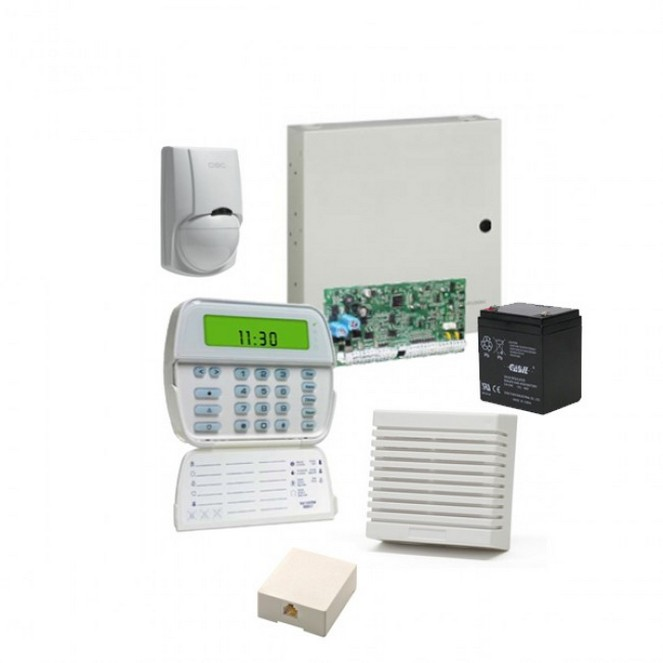 Tyco safety products kit lcp nt pc control panel