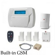 Tyco Safety Products KIT457-99G Impassa Wireless Alarm System w/ GSM