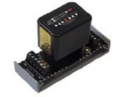 Ditek DTK3MB Three Module Snaptrack-Type Base For 2mhlp Series Replaceable Modules Modular Voice/Data