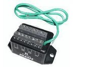 Ditek DTK8LVLAWGLV 8 PAIR - 30v- Terminal Strip - 10-12 Awg Low Voltage Voice/Data