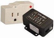 Ditek DTKAPK1 Security Control Panel Protection Kit -120VAC Power - (1) 1f (SINGLE Outlet Plug In)