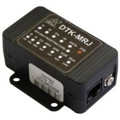 Ditek DTKMRJPOE Power Over Ethernet Surge Protec Tion - RJ45 Connection, Cat5e Power, Video, Data