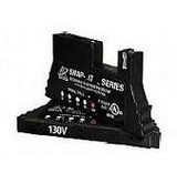 Ditek DTKSL95B 95V - 66 Block Snap On Protection With /Diagnostic Led, For Analog Circuits Low Voltage Voice/Data