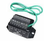 Ditek DTKZ4LVLPLV 4 Pair - 30v- Terminal Strip - 16-22 Awg - S.A.D. Based Low Voltage Voice/Data