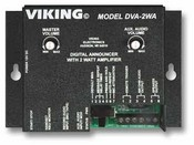 Viking Electronics DVA-2WA 8 Minimum Digital Vc Announcer