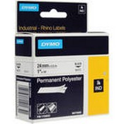 Dymo 1734523 White Permanent Poly Labels (1.0