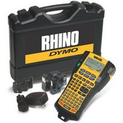 Dymo 1756589 Rhino 5200 Industrial Labeler Hard Case Kit