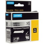 Dymo - 1805441 Rhino ?? Metallic Perm Poly-6Mm Labels