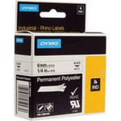 Dymo 1805442 White Permanent Poly Labels (1/4
