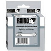 Dymo 18483 White Permanent Poly Labels (1/2