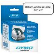 Dymo 30330 Return Address Labels (3/4 x 2