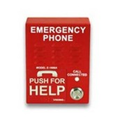 Viking Electronics E1600AEWP Emergency Phone with Extend Weatherproof
