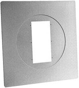 Pelco E2100 IMAGEPACK® CEILING MT PLATE FOR EH2100 2X2FT.PANEL