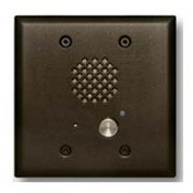 Viking Electronics E60BN Oil Rubbed Bronze Double Gang Entry Phone with Led