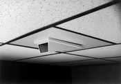 Pelco EH2100 Enclosure Indr Low-Profile Wedge for Drop Ceiling