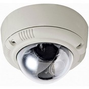 Videolarm ELC-50NA WarriorElite Vandal-Resistant Indoor Dome with High Resolution Color Camera
