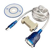 ELK ELK-USB232 Serial Cable to Convert USB to RS-232