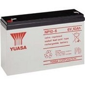 Enersys NP10-6 6V 10AH Battery