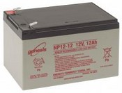 Enersys NP1.2-12 12V 1.2Ah Lead Acid Battery