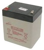 Enersys NP5-12 Lead Acid Battery, 12V, 5AH