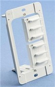Erico MP1P Low Voltage Single Gang Bracket Each