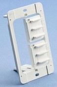 Erico MPAL2 Low Voltage Double Gang Bracket