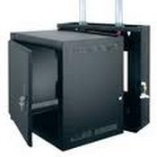 Middle Atlantic EWR-10-17SD EWR Sectional Wall Mount Rack (Black)