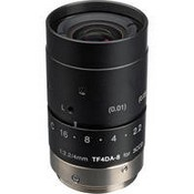 Fujinon TF4DA-8 4mm f/2.2 C-Mount Wide Angle Lens for 1/3-Inch 3-CCD Industrial Cameras, with Manual Iris and Focus
