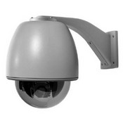 GE Security GEA-R3-D26SN Legend Dome, 26X Day/Night,Rugged Housing, Clear Acrylic, NTSC