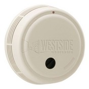 Gentex 8100Y 120VAC 4 Wire Photoelectric Smoke Alarm - Solid State Sounder, Non-Latching Circuit