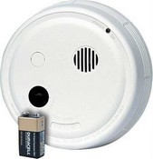 Gentex 9120 T3 Smoke Alarm - Hard Wired with Battery Backup