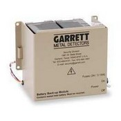 Garrett Metal Detectors 2225700 Backup Battery, Aluminum, 20 Hour Battery 1ZTA5