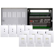 Hai Home Automation 95A001 Hi-Fi 2 8 Zone, 8 Source Kit in Enclosure