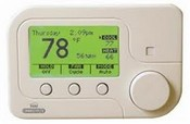 Hai Home Automation RC-2000WH Omnistat2 Multistage and Heat Pump with Humidity Control Thermostat - White