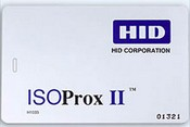 HID 1386NGGNV Access Control Card