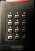 HID 6130BKT000014 Wall Switch Keypad Smart Card Reader