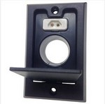 Canplas  791760BLK Supervalve Square Door With New Backplat