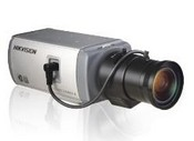 Hikvision DS-2CC193N-A Analog CCD box color camera, 1/3