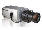 Hikvision DS-2CC195N-A Analog CCD color camera, 1/3 inch SONY vertical double density interline CCD