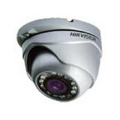 Hikvision DS-2CC512N-IR36MM 480TVL 3.6MM Color IR Dome Camera