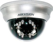 Hikvision DS-2CC572N-IMB 540 lines Day/Night color IR CCD Super Resolution Dome Camera