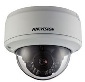 Hikvision  DS2CD753FEIZ Indoor Dome, 2Mp, H264, 2.7-9Mm, Motorized