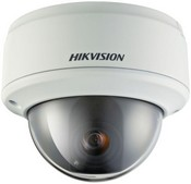 Hikvision  DS2CD753FEZ Indoor Dome, 2Mp, H264, 2.7-9Mm, Motorized