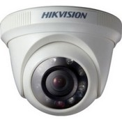 Hikvision  DS2CE5582NIR Outdoor Turret, 600Tvl, Dis, 3.6Mm, Day