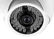 Hikvision  DS2CE5582N Indoor Dome,  600Tvl, Dis,  3.6Mm,  12Dc