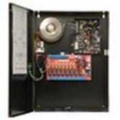 Honeywell Fire Systems HP400ULACM4 4A 12/24VDC 4A/3A UL Listed PS with HPACM4 Access Power Controller & Encl