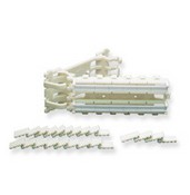 ICC IC110H1004 110 Block Wiring Kit, Hinged, 100 Pair, Cat5e