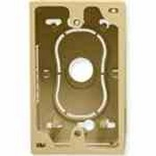 ICC ICACSMBSIV Junction Box 1-Gang Ivory