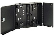 ICC ICFOD204BK Deluxe 4 Panel Fiber Optic Wall Mount Enclosure